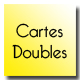 Cartes commerciales doubles