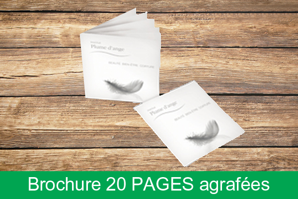 Brochure 20 pages