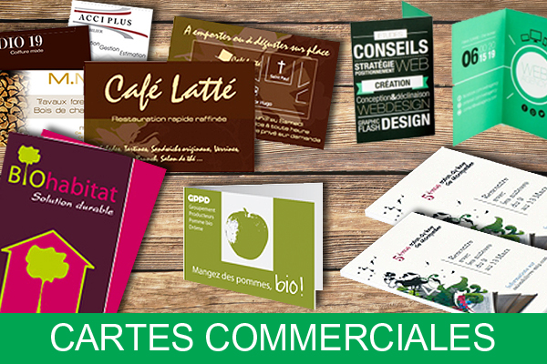 Carte commerciale