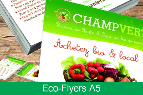 Eco-flyers A5